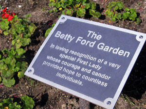 betty ford alpine gardens vail