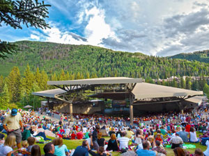 gerald ford amphitheater in vail