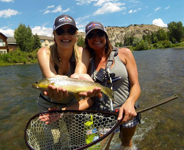 vail guided fly fishing tour